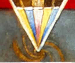 Hilma af Klint, Altar Nr. 2, Detail