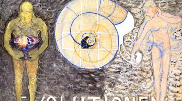 Hilma af Klint, Evolution Nr. 4