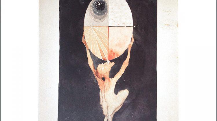 Parcifal, Gr.1 Nr. 3, Hilma af Klint