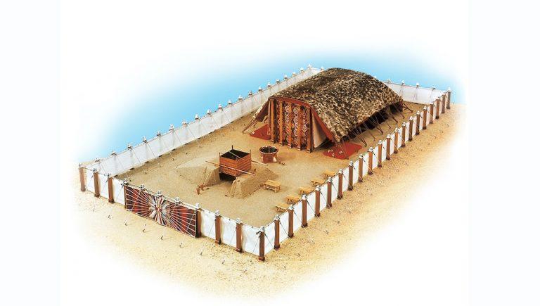 Das Heiligtum in der Wüste