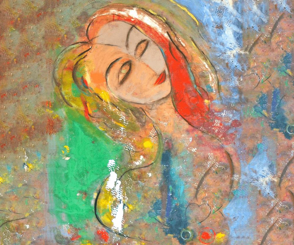 """""""Inanna"""" von Jamali"""