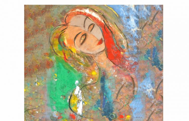 Jamalis Anna für Maria Magdalena, die Frau als Heldin