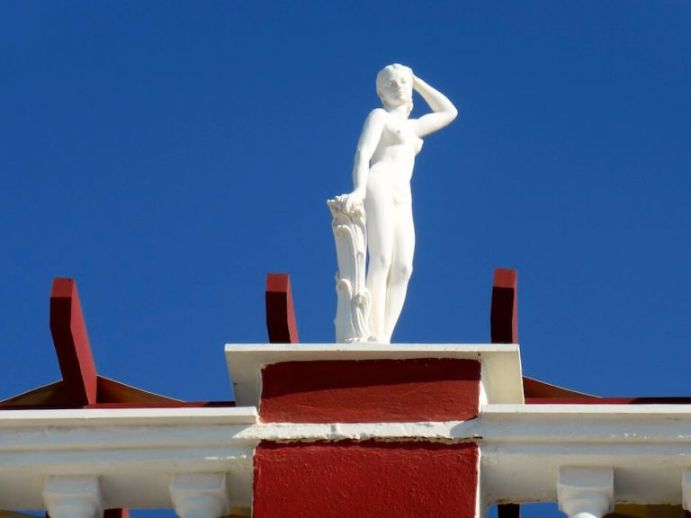 Die Jungfrau, Symbol für das Potential