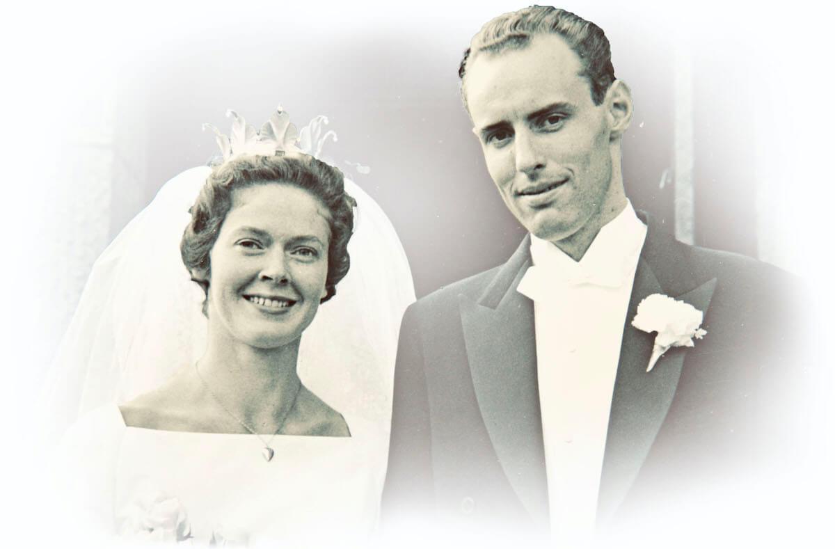 Hochzeit, 1961