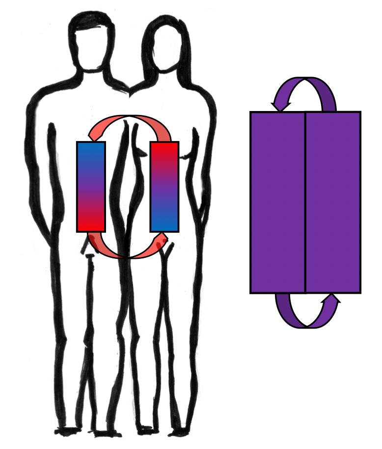 Einheit von Mann und Frau