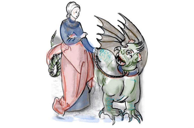 Marta und die Zähmung des Drachen
