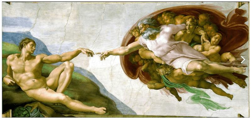 Michelangelo-ErschaffungAdamsT
