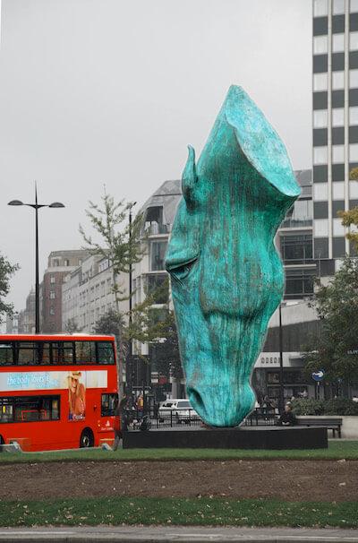 London, Marble Arch, Nic Fiddian-Green