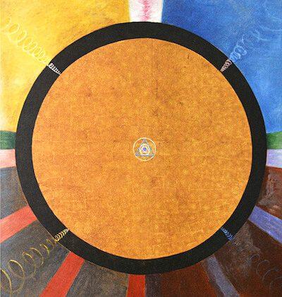 Hilma af Klint, Altar Nr. 3