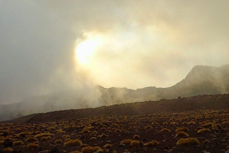 Tongariro Crossing 1/14