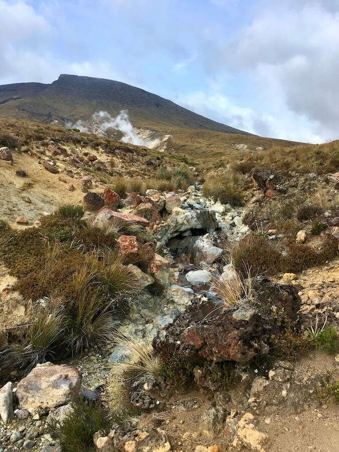 Tongariro-Crossing 10/14