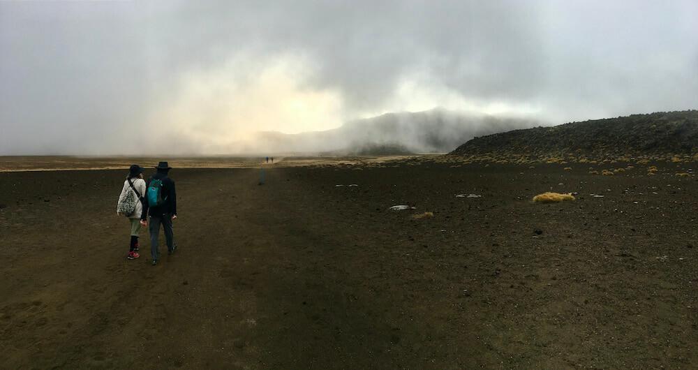 Tongariro-Crossing 2/14