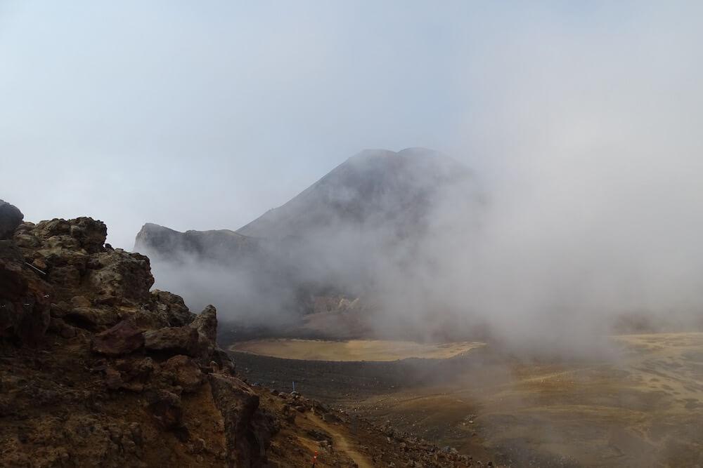 Tongariro-Crossing 4/14