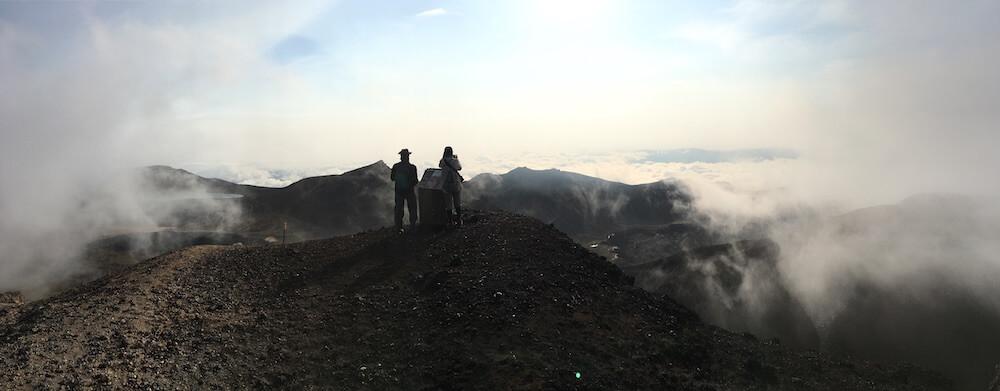 Tongariro-Crossing 5/14