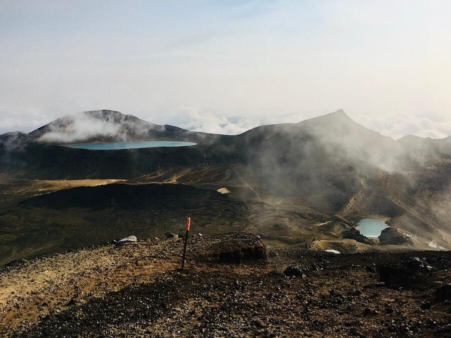 Tongariro-Crossing 6/14