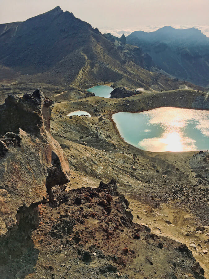 Tongariro-Crossing 7/14