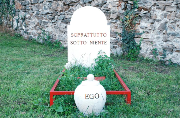 Ein Urnengrab im Grünen für das Ego