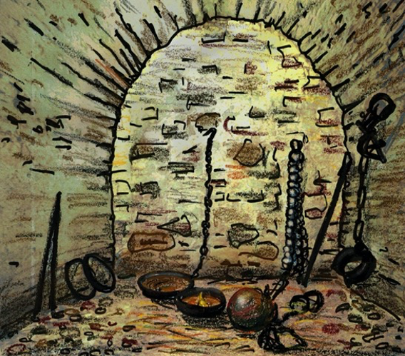 Der entwichene Gefangene