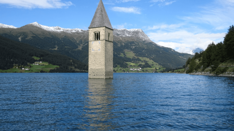 Der Gesalbte (Kirchturm von Graun)