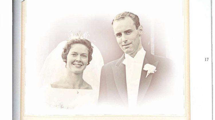 Mutter und Vater vor 50 Jahren