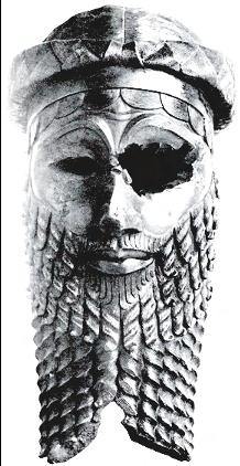 Sargon von Akkad (Quelle: Wikipedia)
