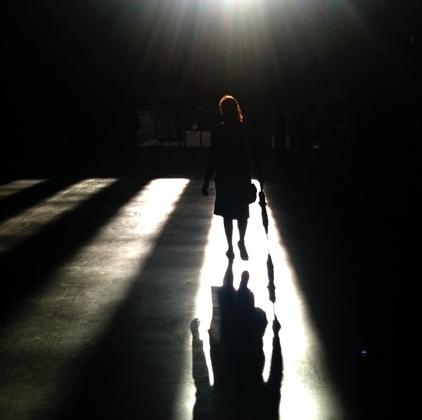 Vom Schatten ans Licht