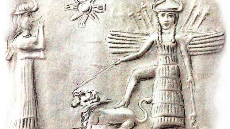 Die strahlende Inanna