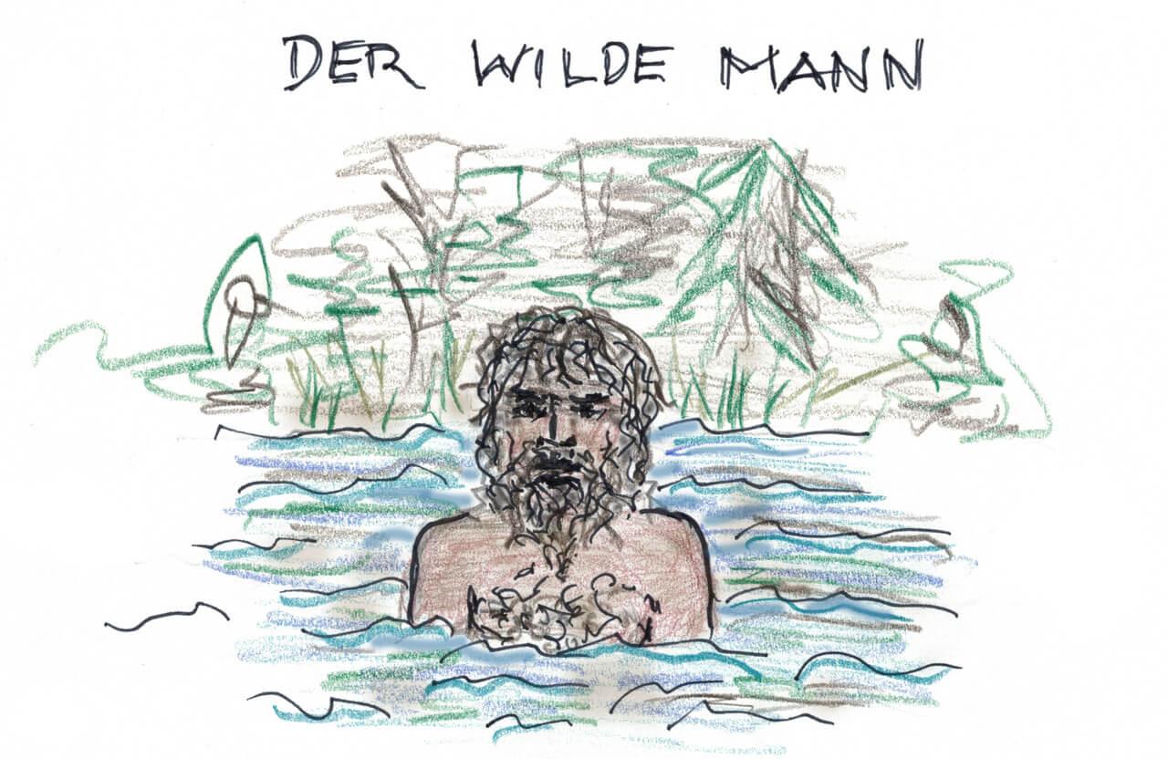 Eisenhans – der wilde Mann