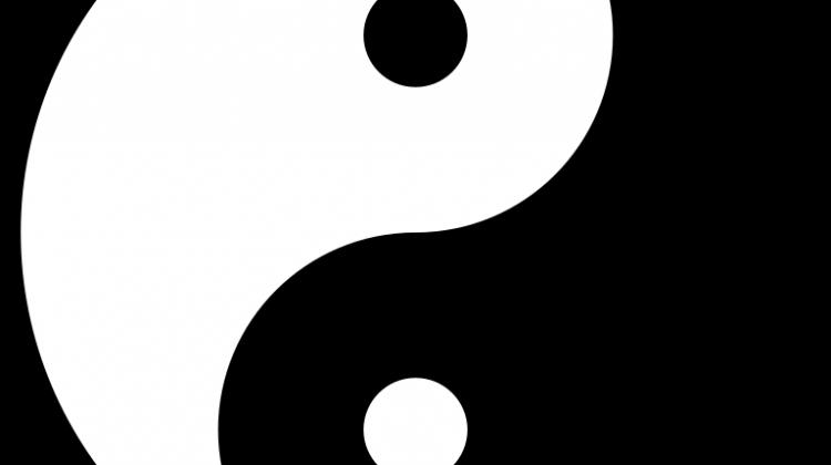 Yin-Yang, Ganzheit in der Ergänzung